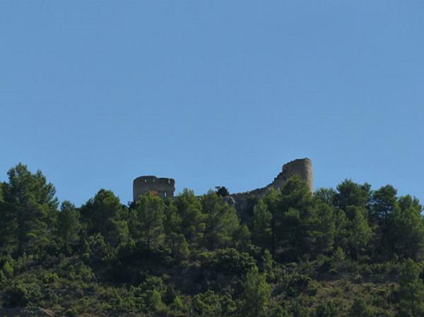 Fort de Cabrera, Beseít (2011). Autor: Deosringas. Creative Commons